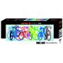 Puzzle Panorama - Bike Art