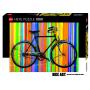Puzzle - Bike Art Freedom Deluxe